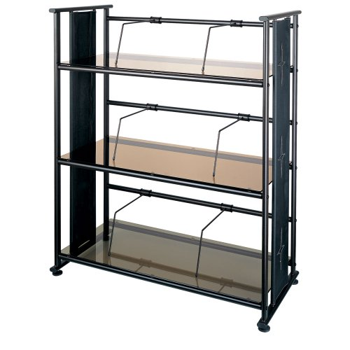 dainolite-dbs-326-bz-obb-elegant-bookcase-with-bronze-glass-oil-brushed-bronze