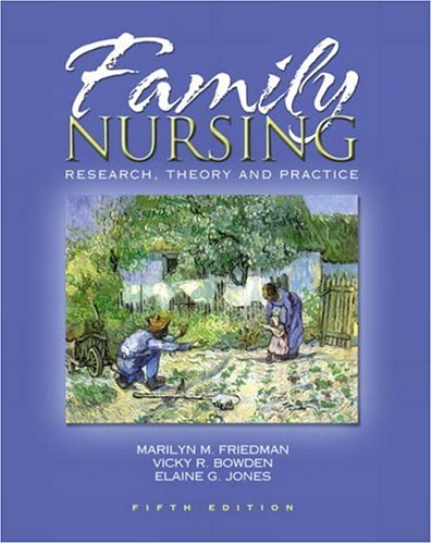 Family Nursing Research Theory and Practice 5th Edition