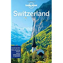 Lonely Planet Switzerland 9th Ed.: 9th Edition