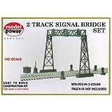 Signal Bridge 2 Track Set by Model Power