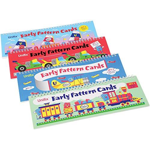 Unifix Pattern (Children's Unifix Pattern Card Books)