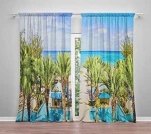EG43D Printed Curtain 270 x 300 cm , 2725608028048