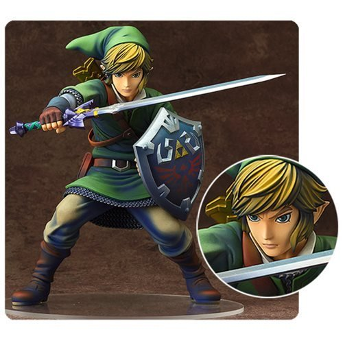 The Legend of Zelda: Skyward Sword Link 1:7 Scale Action Figure