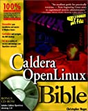 Caldera Open Linux Bible, Christopher Negus, 0764547062