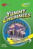 Arctic Paws Salmon Crunchies 4-Ounce Yummy Chummies Crunchy Treats