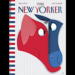 The New Yorker, October 13th, 2008 (Pamela Colloff, George Packer, James Wood)