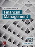 Foundations of Financial Management with Connect 16th Edition