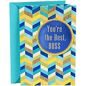 Amazon com : Avanti Boss Lady A-Press Funny Birthday Card