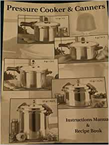 pressure pro pressure cooker instructions
