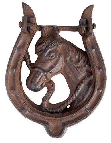 Esschert Design Horse Door Knocker