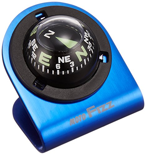 Price comparison product image TANAX Touring compasses 3 blue MF-4718 Japan used like new