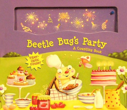 Download Beetle Bug's Party: A Counting Book PDF