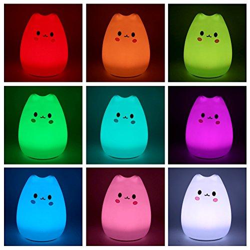 Amazoncom MOKOQI Baby Night Light Lamps For Bedroom