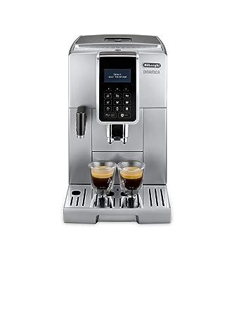DeLonghi ECAM 350.75.S Cafetera (Independiente, Máquina de café en cápsulas, 1,8 L, Molinillo integrado, 1450 W, Plata): Amazon.es: Industria, empresas y ciencia