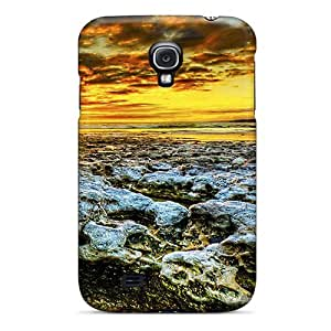 For Galaxy S4 Tpu Phone Case Cover(the Melting)