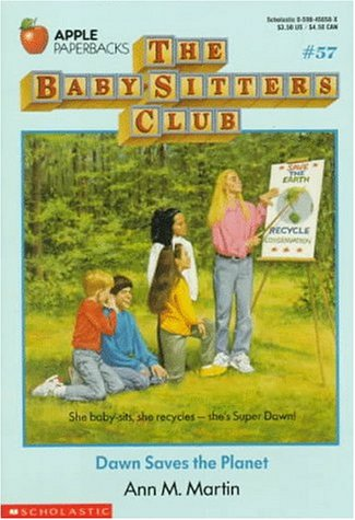 Dawn Saves the Planet (Baby-Sitters Club, 57) ebook