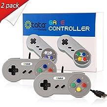 kiwitatá SNES Super Nintendo USB Controller Retro Classic USB Gamepad Joypad for PC/Mac/Windows/Raspberry Pi