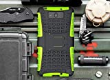 Cocomii Grenade Armor Motorola Droid Maxx/Droid Ultra Case New [Heavy Duty] Premium Tactical Grip Kickstand Shockproof Bumper [Military Defender] Full Body Rugged Cover for Droid Maxx (G.Green)