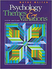 psychology themes and variations 3rd edition free download