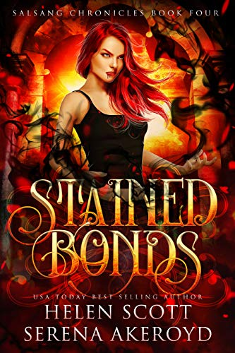 Stained Bonds by Helen Scott and Serena Akeroyd