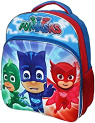 PJ Masks Time To Be A Hero 14 Backpack