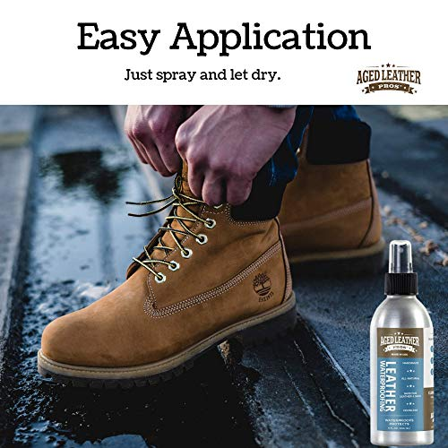 Buy waterproof spray for leather shoes
