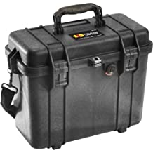 Pelican Top Load Case with Office Divider Set and Lid Organizer 1430-005-110
