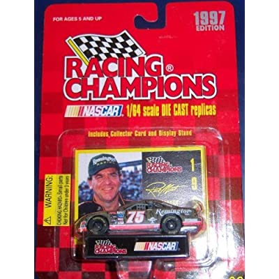 1997 Racing Champions # 75 Rick Mast 1/64 scale: Toys & Games