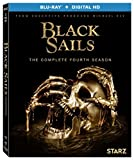 Black Sails Season 4 [Blu-ray]