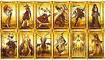 Fate Grand Order FGO Summoned Card Master Gudako Saber Lancer 10pcs Cosplay prop
