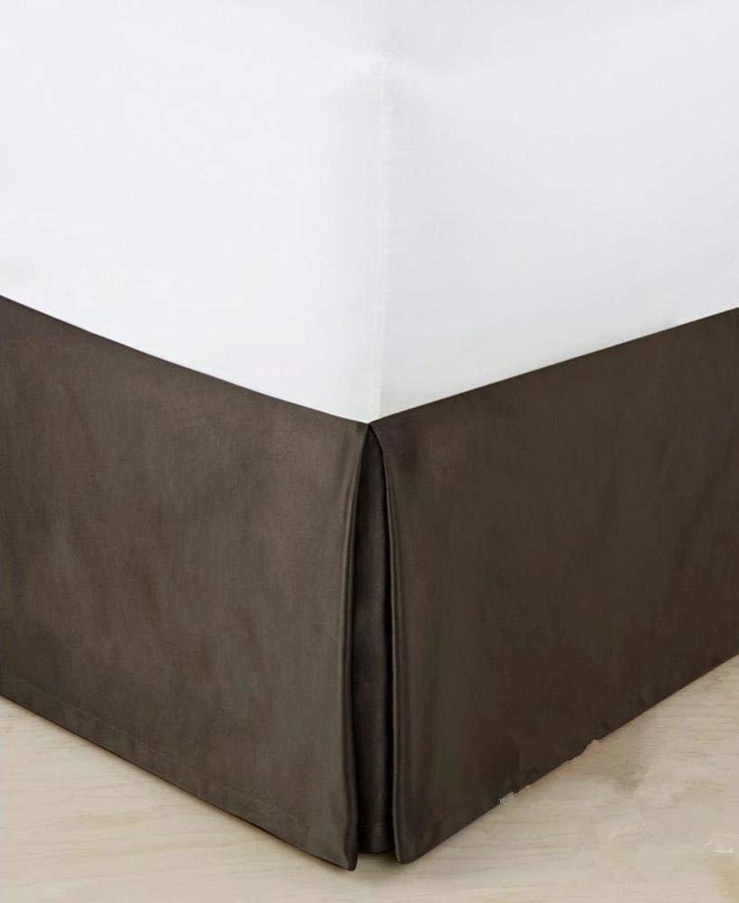 e 100x200x33cm 39x79x13inch TP/&DD Double Base Pliss/ée Base Frilled,Lavable Poussi/ère Cantonni/ère De Base Cantonni/ère Feuille Enveloppement De Jupe De Lit pour Chambre H/ôtel