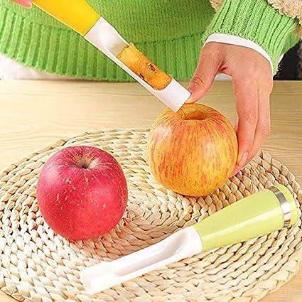 Cacys-Store - Plastic Core Remover Fruit Corer Easy ...