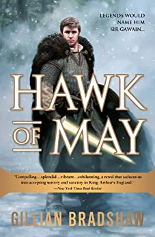 Hawk of May (Down the Long Wind Book 1) by [Bradshaw, Gillian]