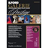 ILFORD 2002106 GALERIE Prestige Gold Fibre Silk - 17 x 22 Inches, 25 Sheets
