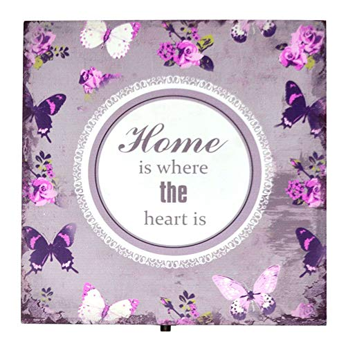 gbHome GH-6745 Decorative Wooden...