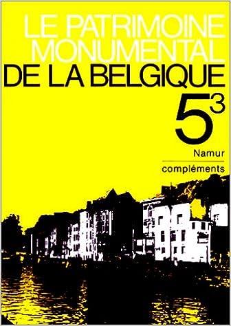 Livres Complément Namur, tome 5, volume 3 pdf, epub ebook
