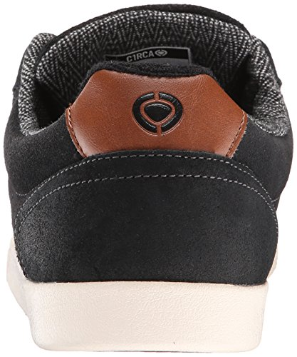C1rca Mens Jc01 Skate Schoen Zwart / Donkere Schaduw