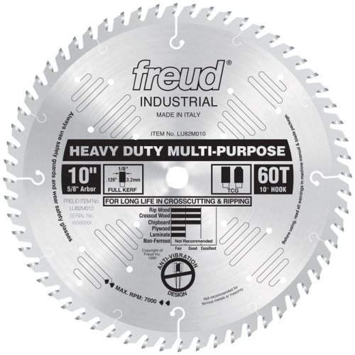 Freud LU82M010 10 Inch Crosscutting Ripping product image