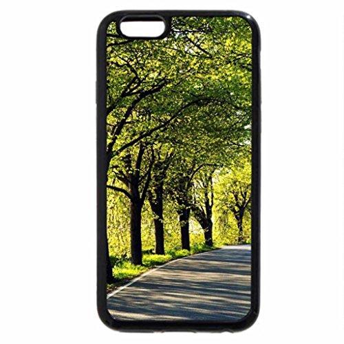 iPhone 6S / iPhone 6 Case (Black) green way