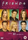 Friends - Series 10 - Vol. 1 - Episodes 1-4 [DVD] [1995]