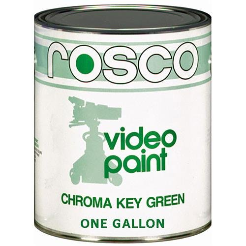 rosco chroma key matte green paint gallon buy online in uae tools home improvement. Black Bedroom Furniture Sets. Home Design Ideas