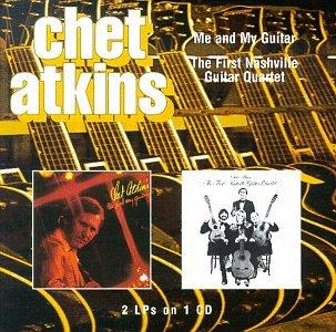 Me & My Guitar/First Nashville Guitar Quartet by Atkins, Chet
