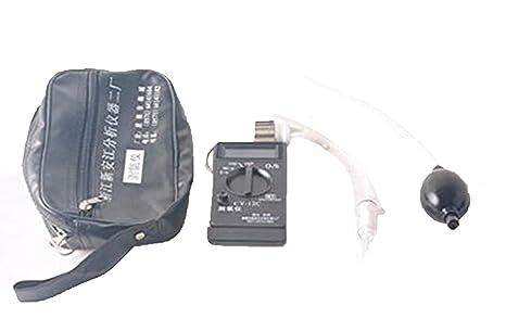 ZGUO Medidor de oxígeno Medidor de concentración de oxígeno Detector de oxígeno Probador de O2 Medidor