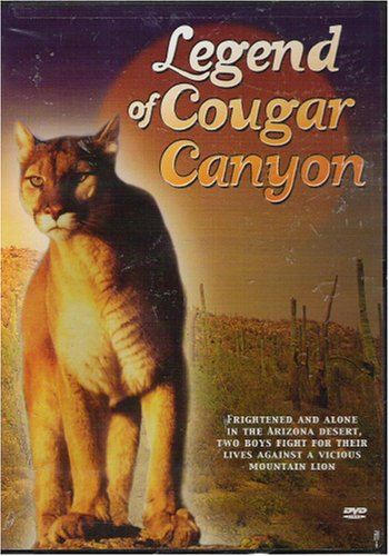 Legend Of Cougar Canyon (Cougars Legend)
