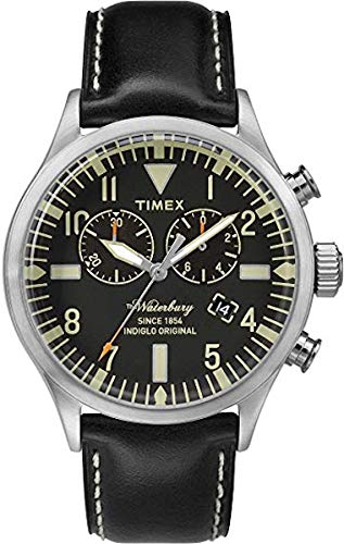 TIMEX Watch WATERBURY Limited Edition Male Chronograph - TW2P64900