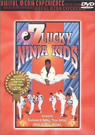 7 Lucky Ninja Kids [Reino Unido] [DVD]: Amazon.es: Earl ...