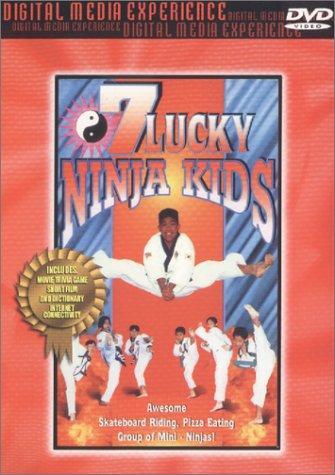 7 Lucky Ninja Kids [Reino Unido] [DVD]: Amazon.es: Earl ...