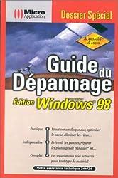 Guide du dépannage : Édition Windows 98, Microsoft