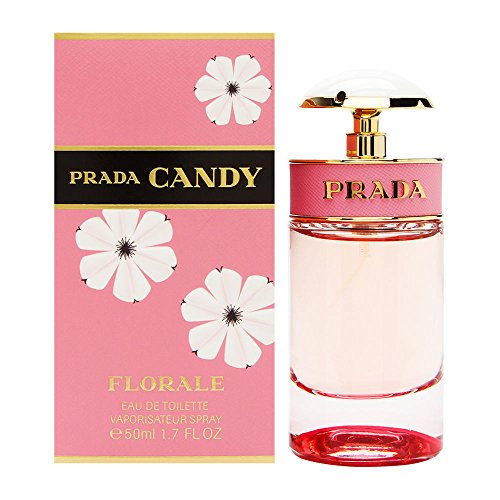 Flower Prada - Prada Candy Florale for Women 1.7 oz Eau de Toilette Spray