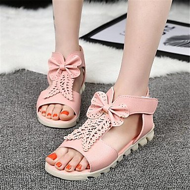 UE39 7 039 de UK4 5 5 s lienzo de mujeres PU EU37 blanco PinkUS8 5 CN37 confort CN40 primavera US6 UK6 informal FlatBlushing Confort 5 5 Sneakers Las BqSUvT5W
